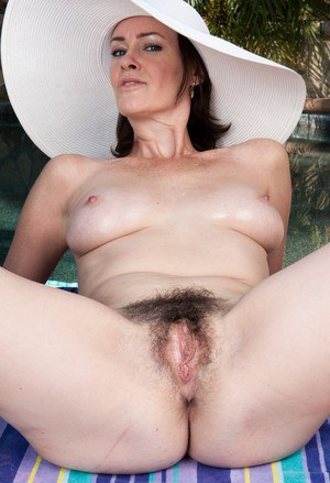 Hairy MILFs Porn and Hot Naked Moms