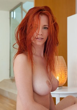 Hot red haired nudes